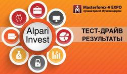 Приложение Alpari Invest