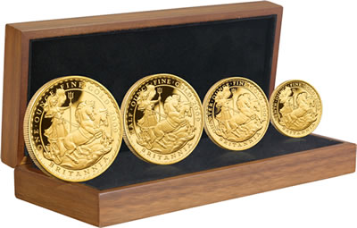 Инвестиции в золотые монеты