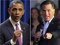 Обама и Ромни готовятся к теледебатам