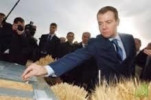 Российское правительство предупреждает о зерновых интервенциях