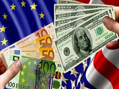 Курс евро на заданную дату