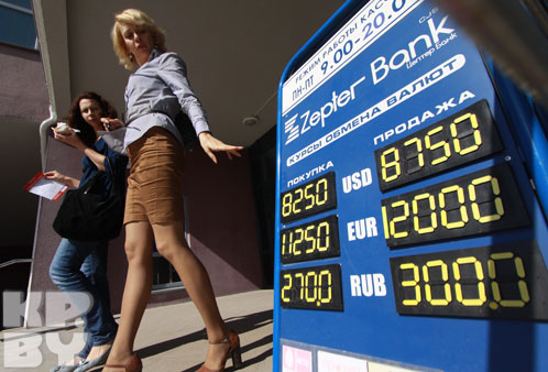 Курс валюты в белоруссии