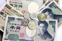 На азиатской сессии иена упала против основных валют
