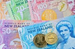 Пара новозеландский доллар/доллар США снижается на фоне ухудшения экономических показателей