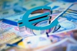 Евро получил временную поддержку благодаря статистике из Германии