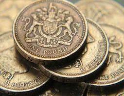 На английский фунт давление оказывает слабое производство Британии