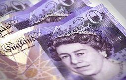 Британский фунт смог удержаться в восходящем канале