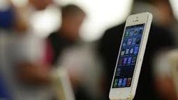 Apple начала продажи iPhone 5