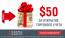 «Hantec Markets» дарит 50 долларов за открытие счета