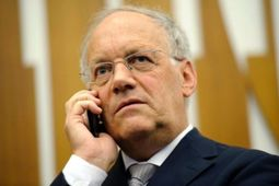 министр экономики Швейцарии Йоханн Шнайдер-Амманн