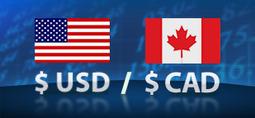 Пара USD/CAD не смогла пробить уровень 1.0400