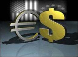 Евро торгуется с повышением в начале американской торговой сессии