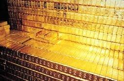 Россия и Казахстан наращивают золотые запасы уже девятый месяц подряд