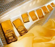 Рынок золота: безработица-девальвация-золото