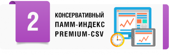 ПАММ-счет Premium-CSV