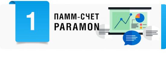 ПАММ-счет Paramon