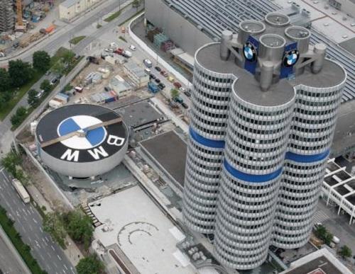 Завод BMW, Германия