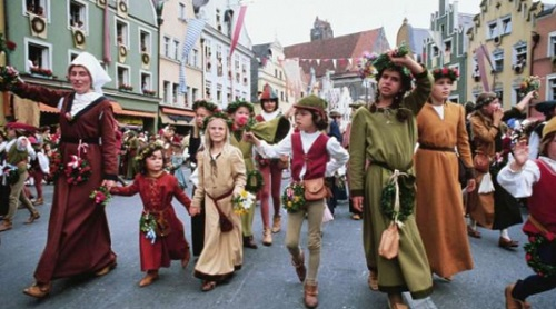 Люксембуржцы