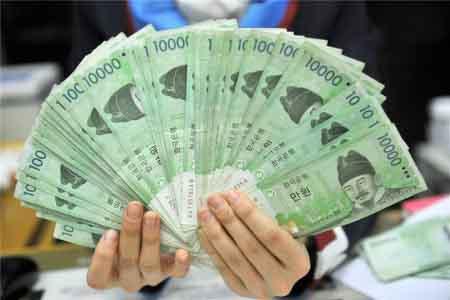 Как выглядит средняя зарплата в Южной Корее?