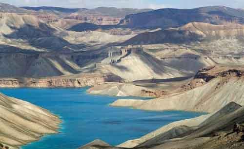 Национальный парк Банде-Амир, Афганистан
