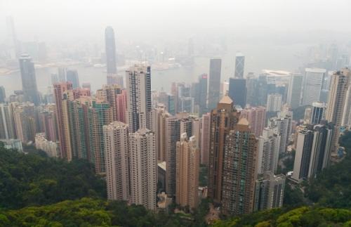 Азиатский тигр Гонконг