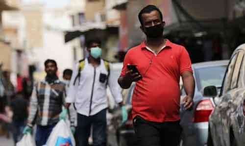На улице Бахрейна