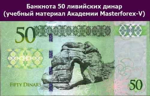 Купюра 50 динаров 2013 года выпуска