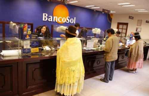 BancoSol, Боливия