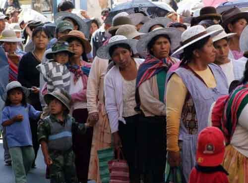 Боливийцы