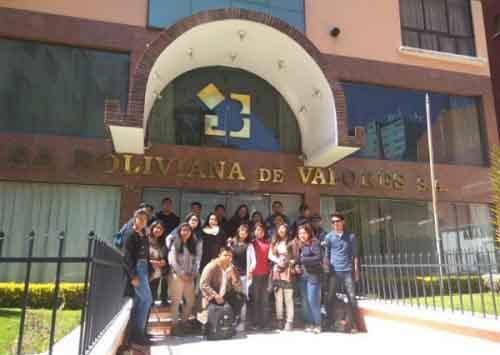 Боливийская фондовая биржа