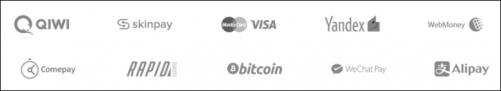 Способы оплаты (платежные системы) BetsCSGO