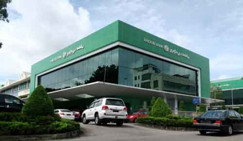 Baiduri Bank, Бруней