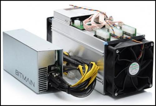 Специализированная система для майнига - ASIC