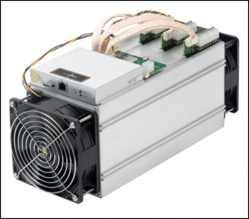 Специализированное устройство для майнинга ASIC