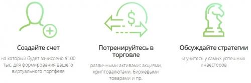 Демо-торговля на криптобирже eToroX