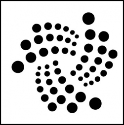 Логотип IOTA