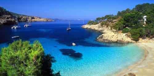 Виды Кипра.