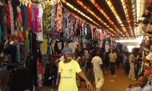Рынок, Бурунди.