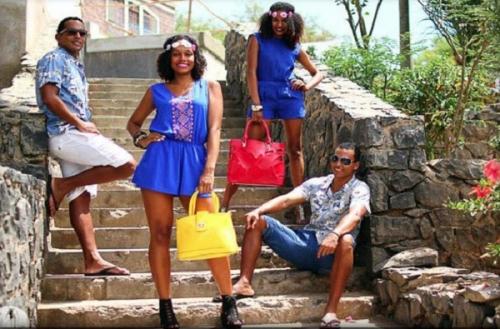 Жители Кабо-Верде
