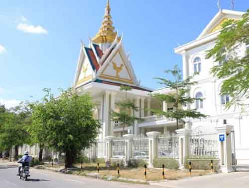 Биржа Камбоджи