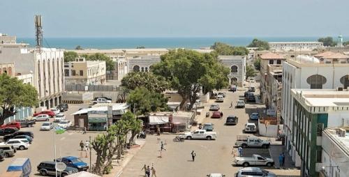 Город Джибути