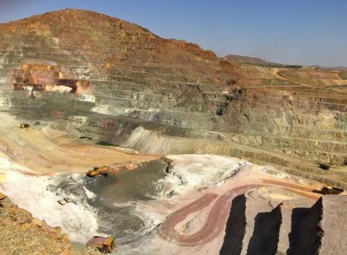 Горная добыча Эритреи