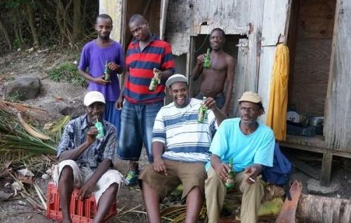 Люди Гренады