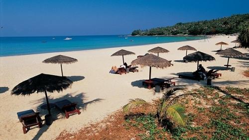 Пляж, Гвинея