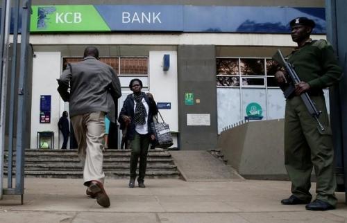 Банк KCB, Кения