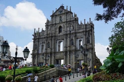Руины Святого Павла, Макао