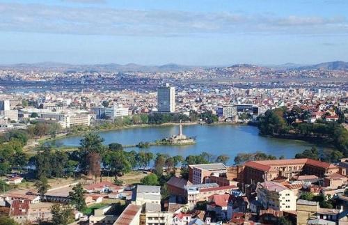 Антананариву, Мадагаскар