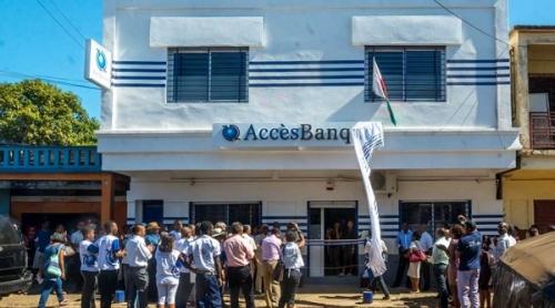 Банк AccèsBanque Madagascar, Мадагаскар