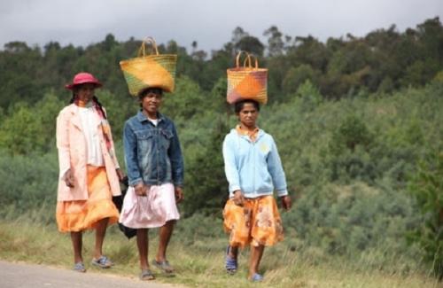 Люди Мадагаскара