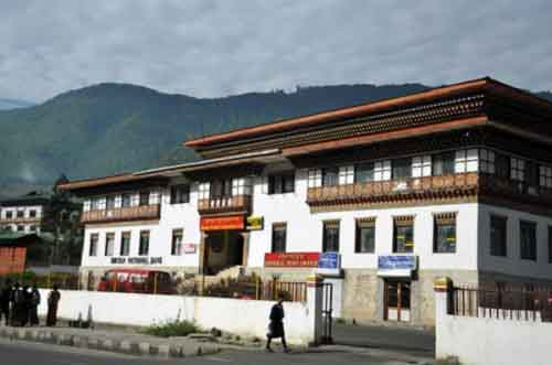 Bhutan National Bank, Бутан.